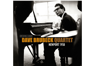 The Dave Brubeck Quartet - Newport 1958 - (Vinyl)