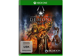 Demons Age - Xbox One