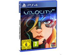 Velocity 2X: Critical Mass Edition [PlayStation 4]