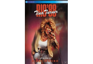 Tina Turner - Rio 88' [UK Import] - (DVD)