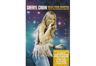 Sheryl Crow - Miles From Memphis - Live At The Pantages Theatre - (DVD)