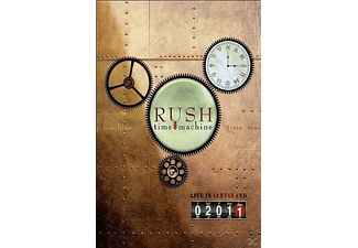 Rush - Time Machine - Live In Cleveland 2011 - (DVD)