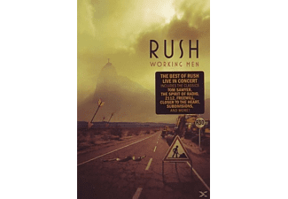 Rush - Working Men (DVD) - (DVD)