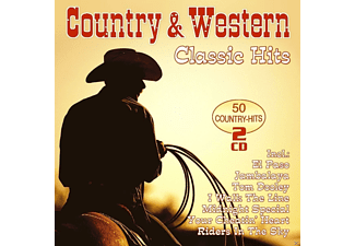 VARIOUS - Country & Western Classic Hits - (CD)