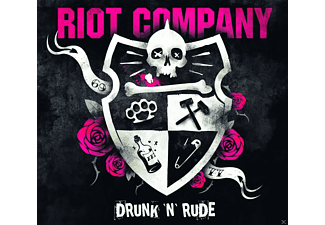 Riot Company - Drunk 'n' Rude - (CD)