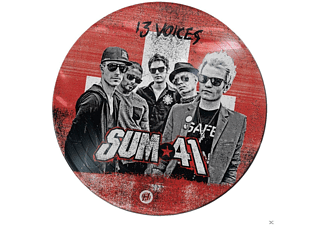 Sum 41 - 13 Voices (LTD Picture Disc Vinyl-Switzerland) - (Vinyl)