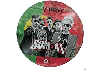 Sum 41 - 13 Voices (LTD Picture Disc Vinyl-Portugal) - (Vinyl)
