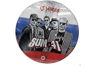 Sum 41 - 13 Voices (LTD Picture Disc Vinyl-Russia) - (Vinyl)