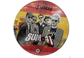 Sum 41 - 13 Voices (LTD Picture Disc Vinyl-Spain) - (Vinyl)
