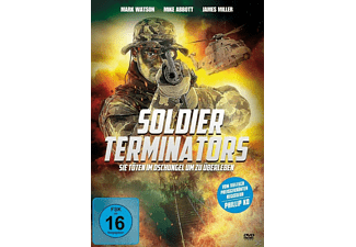 Soldier Terminators - (DVD)