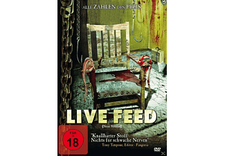 Live Feed - (DVD)