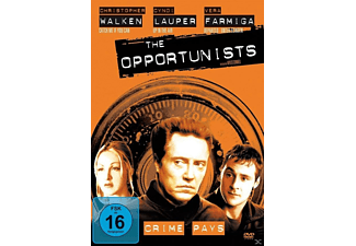The Opportunists-Crime Pays - (DVD)