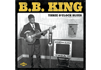 B.B. King, VARIOUS - Three O'Clock Blues - (Vinyl)