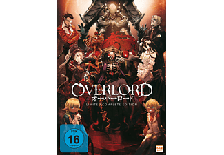 Overlord - Ltd. complete Edition (13 Episoden) - (DVD)