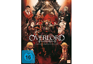Overlord - Complete Edition (13 Episoden) - (Blu-ray)
