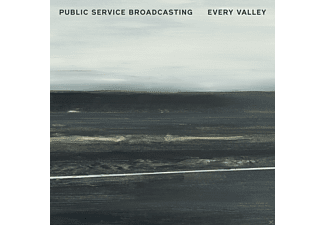 Public Service Broadcasting - Every Valley - (Vinyl)
