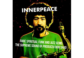 VARIOUS - Inner Peace (Rare Spiritual Funk & Jazz Gems) - (CD)