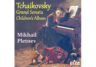 Mikhail Pletnev - Grand Sonata op.37/Kinder-Album op.39 - (CD)