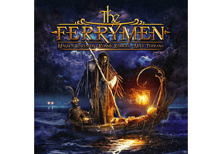The Ferrymen - The Ferrymen (Ltd.Gatefold/Black Vinyl) - (Vinyl)