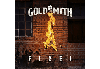 Goldsmith - Fire! - (CD)