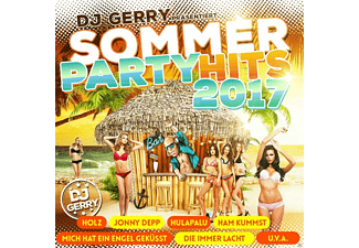 VARIOUS - DJ Gerry präs.Sommer Party Hits - (CD)