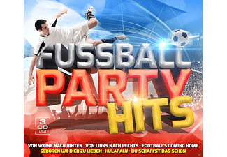 VARIOUS - Fußballpartyhits - (CD)