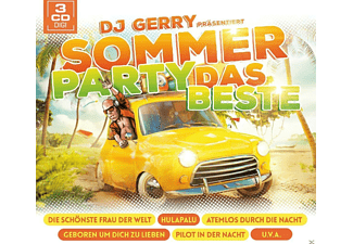 VARIOUS - DJ Gerry präs.Sommer Party- - (CD)