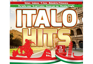 VARIOUS - Italo Hits - (CD)