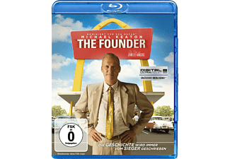 The Founder - (Blu-ray)