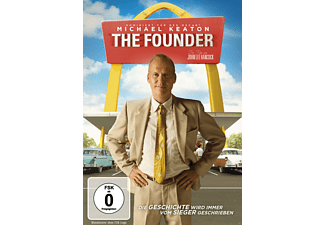 The Founder - (DVD)