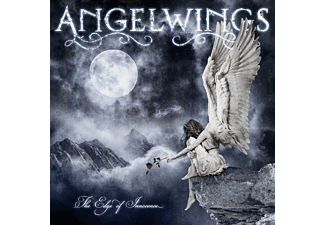 Angelwings - The Edge Of Innocence - (CD)