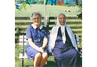 Dauwd - Theory Of Colours (LP+MP3) - (LP + Download)