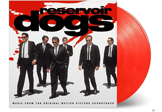 OST/VARIOUS - Reservoir Dogs (LTD Red/Clear Mixed Vinyl) - (Vinyl)