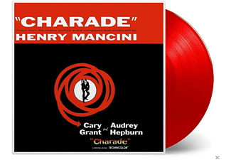 OST/VARIOUS - Charade (Henry Mancini) (LTD Red Vinyl) - (Vinyl)