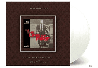 Ennio Morricone - In The Line Of Fire (O.S.T.) (LTD Clear Vinyl) - (Vinyl)