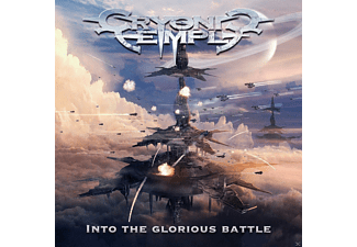 Cryonic Temple - INTO THE GLORIOUS BATTLE - (CD)