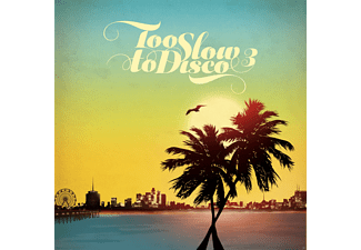 VARIOUS - TOO SLOW TO DISCO 3 - (CD)