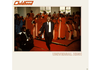 Childhood - UNIVERSAL HIGH - (CD)
