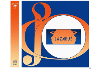 Lazarus - WAIT - (Maxi Single CD)