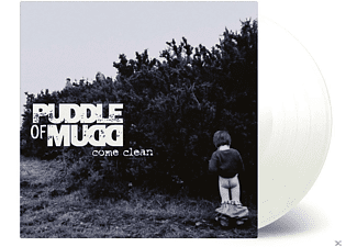 Puddle Of Mudd - COME CLEAN (LTD CLEAR VINYL) - (Vinyl)