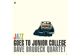 The Dave Brubeck Quartet - JAZZ GOES TO JUNIOR COLLEGE - (Vinyl)
