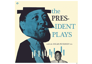 Lester Young, Oscar Trio Peterson - THE PRESIDENT PLAYS WITH THE OSCAR PETERSON TRIO - (Vinyl)