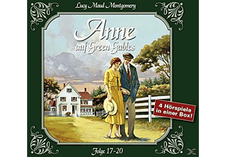 L.M. Montgomery - 005 - ANNE AUF GREEN GABLES - BOX (17-20) - (CD)