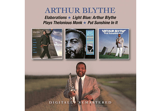 Arthur Blythe - ELABORATIONS/LIGHT BLUE/PUT SUNSHINE IN IT - (CD)