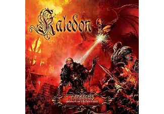 Kaldeon - CARNAGUS: EMPEROR OF THE DARKNESS - DIG. EDIT - (CD)