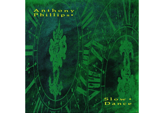 Anthony Phillips - SLOW DANCE - (CD + DVD Audio)