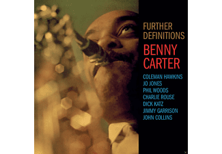 Benny Carter and his Orchestra - FURTHER DEFINITIONS - (CD)