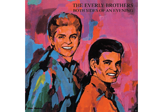 The Everly Brothers - BOTH SIDES OF AN EVENING - (CD)