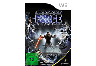 Star Wars: The Force Unleashed (Software Pyramide) - Nintendo Wii