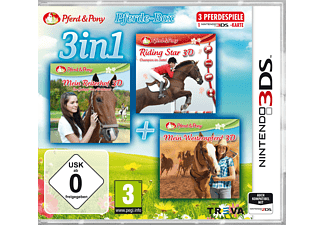 3in1 Pferde-Box (Software Pyramide) - Nintendo 3DS